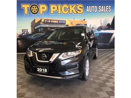 2018 Nissan Rogue S (Stk: 724502) in NORTH BAY - Image 1 of 29
