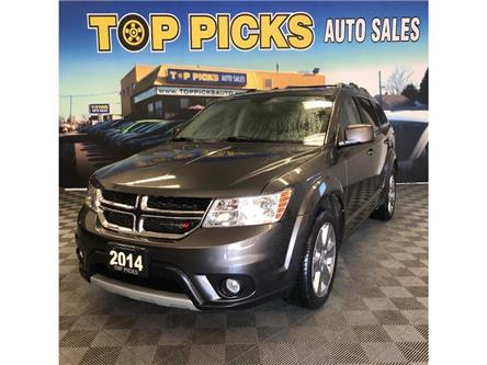 2014 Dodge Journey SXT (Stk: 295255) in NORTH BAY - Image 1 of 27