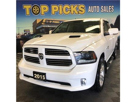 2015 RAM 1500 Sport (Stk: 598033) in NORTH BAY - Image 1 of 29
