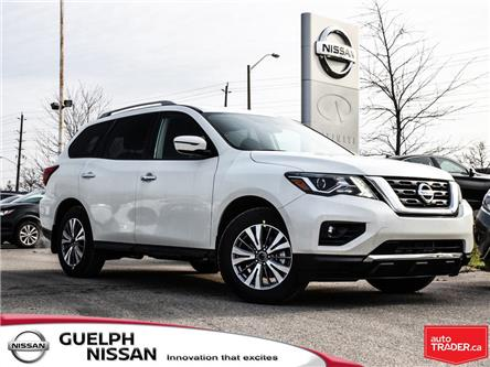 2019 Nissan Pathfinder SV Tech (Stk: N19815) in Guelph - Image 1 of 19