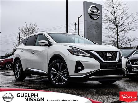 2019 Nissan Murano Platinum (Stk: N19938) in Guelph - Image 1 of 24