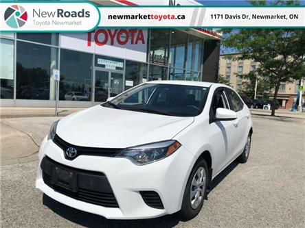 2016 Toyota Corolla CE (Stk: 6023) in Newmarket - Image 1 of 22
