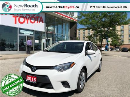 2016 Toyota Corolla LE (Stk: 351111) in Newmarket - Image 1 of 22