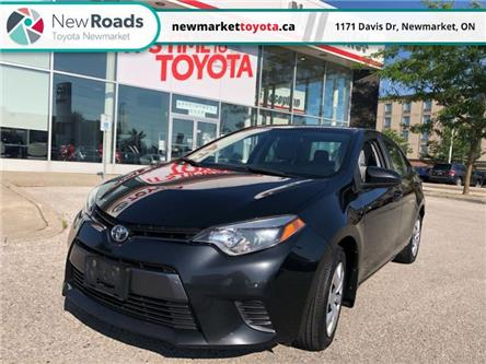 2015 Toyota Corolla LE (Stk: 351801) in Newmarket - Image 1 of 22