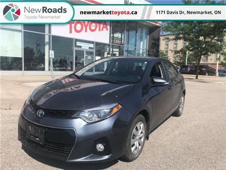 2015 Toyota Corolla S (Stk: 345921) in Newmarket - Image 1 of 22