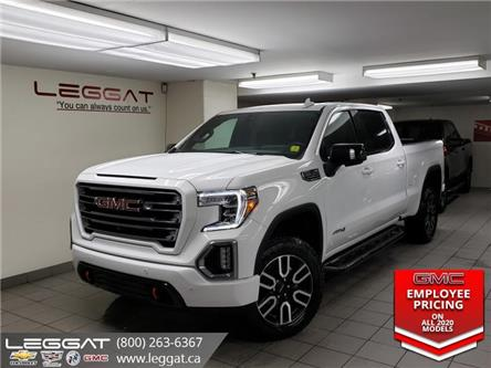 2020 GMC Sierra 1500 AT4 (Stk: 208574) in Burlington - Image 1 of 30