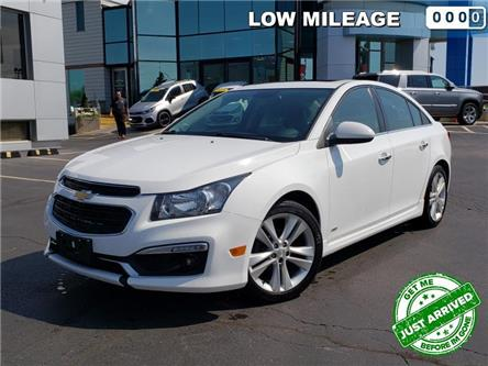 2016 Chevrolet Cruze Limited 2LT (Stk: 208073A) in Burlington - Image 1 of 20