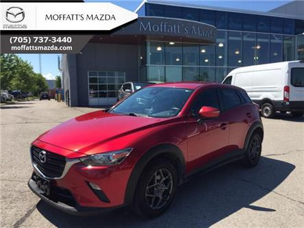 2019 Mazda CX-3 GX (Stk: P7746A) in Barrie - Image 1 of 21