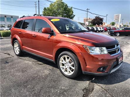 2013 Dodge Journey SXT/Crew (Stk: 191768A) in Windsor - Image 1 of 11