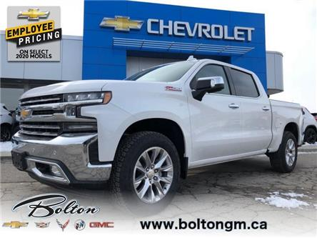 2020 Chevrolet Silverado 1500 LTZ (Stk: 152785) in Bolton - Image 1 of 11