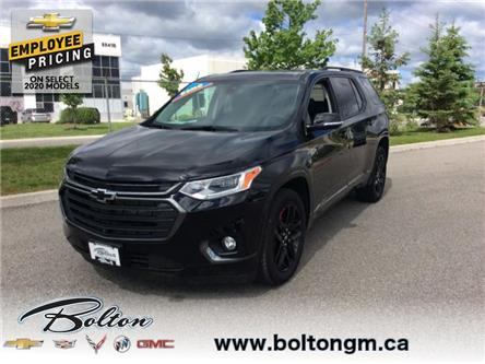 2020 Chevrolet Traverse Premier (Stk: 167019) in Bolton - Image 1 of 13