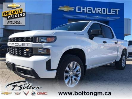 2020 Chevrolet Silverado 1500 Silverado Custom (Stk: 204231) in Bolton - Image 1 of 13