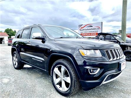 2015 Jeep Grand Cherokee Limited (Stk: 1C4RJF) in Miramichi - Image 1 of 30