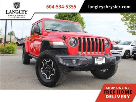2020 Jeep Gladiator Rubicon (Stk: LC0389) in Surrey - Image 1 of 24