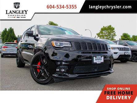 2019 Jeep Grand Cherokee SRT (Stk: LC0390) in Surrey - Image 1 of 22