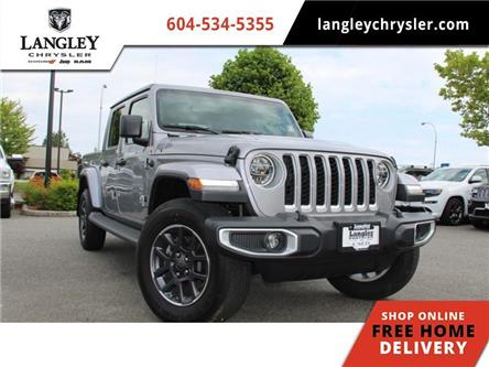 2020 Jeep Gladiator Overland (Stk: LC0394) in Surrey - Image 1 of 25