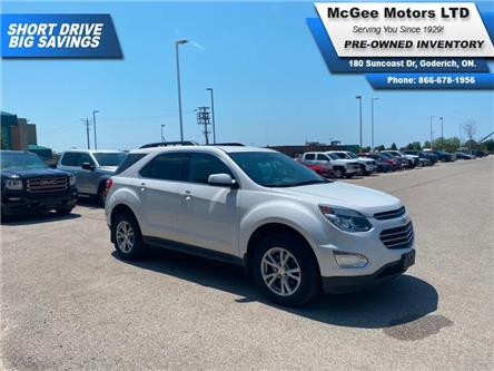 2017 Chevrolet Equinox 1LT (Stk: 194394) in Goderich - Image 1 of 30
