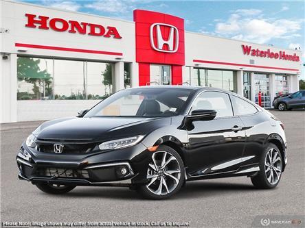 2020 Honda Civic Touring (Stk: H7178) in Waterloo - Image 1 of 23