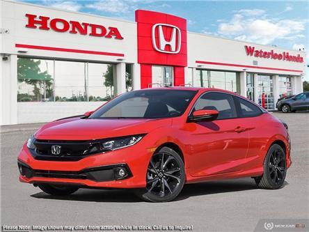 2020 Honda Civic Sport (Stk: H7179) in Waterloo - Image 1 of 23