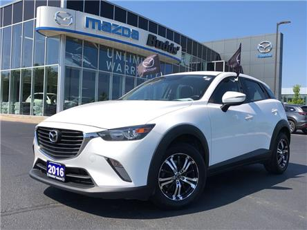 2016 Mazda CX-3 GS (Stk: P3593) in Oakville - Image 1 of 17