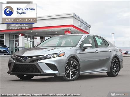 2020 Toyota Camry Hybrid SE (Stk: 59582) in Ottawa - Image 1 of 23