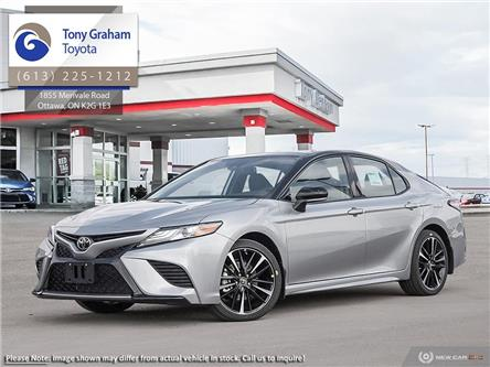 2020 Toyota Camry XSE (Stk: 59583) in Ottawa - Image 1 of 23
