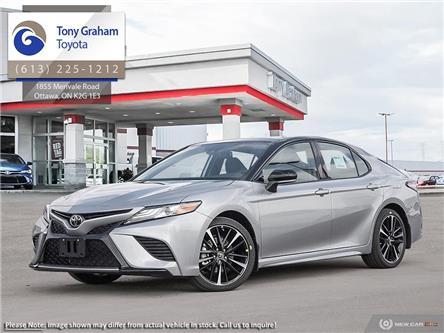 2020 Toyota Camry XSE (Stk: 59579) in Ottawa - Image 1 of 23