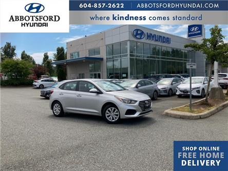 2018 Hyundai Accent L Manual (Stk: LV041708A) in Abbotsford - Image 1 of 25