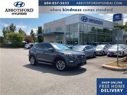 2017 Hyundai Tucson 2.0L Luxury AWD (Stk: LI062353A) in Abbotsford - Image 1 of 29