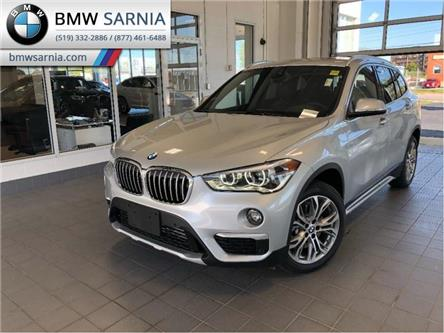 2019 BMW X1 xDrive28i (Stk: BF1941) in Sarnia - Image 1 of 18