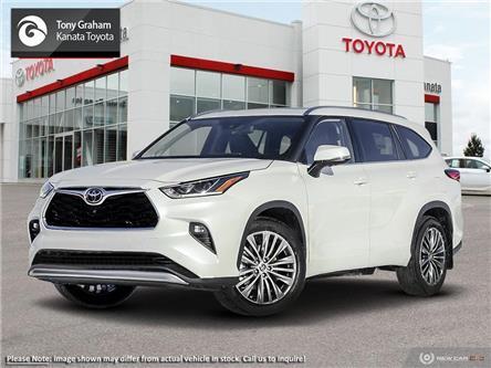 2020 Toyota Highlander Limited (Stk: 90532) in Ottawa - Image 1 of 10