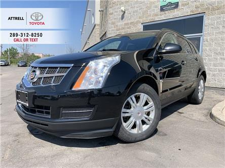 2011 Cadillac SRX LEATHER, POWER HEATED SEAT, ALLOYS, ROOF RACK, PUS (Stk: 47362A) in Brampton - Image 1 of 23
