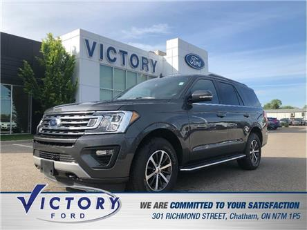 2019 Ford Expedition XLT (Stk: V10382CAP) in Chatham - Image 1 of 25