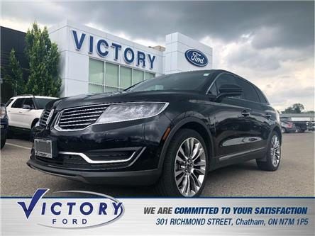 2016 Lincoln MKX Reserve (Stk: V19197A) in Chatham - Image 1 of 22