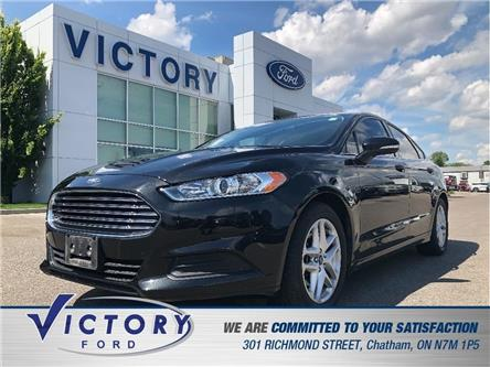 2013 Ford Fusion SE (Stk: V10384A) in Chatham - Image 1 of 20