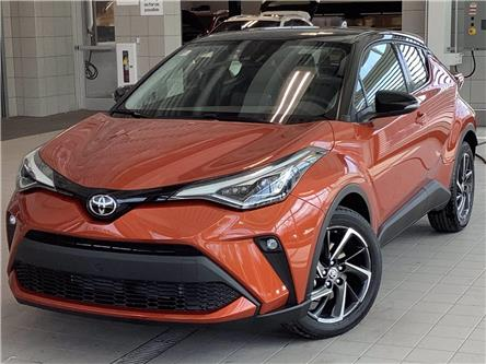 2020 Toyota C-HR Limited (Stk: 22331) in Kingston - Image 1 of 22