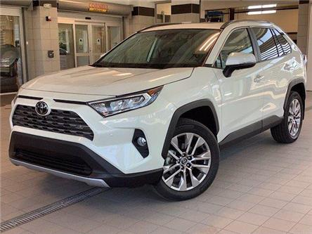 2019 Toyota RAV4 Limited (Stk: P19233) in Kingston - Image 1 of 30