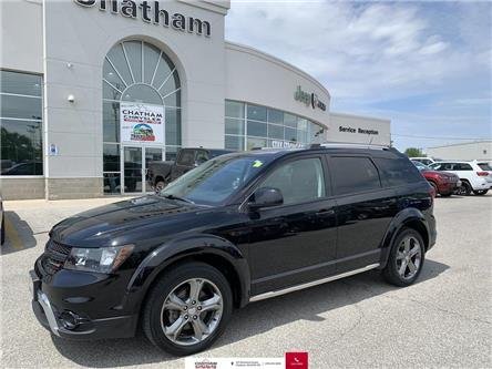2016 Dodge Journey Crossroad (Stk: U03943) in Chatham - Image 1 of 28