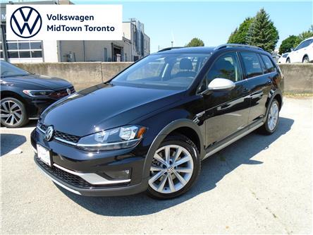 2019 Volkswagen Golf Alltrack  (Stk: W1640) in Toronto - Image 1 of 25
