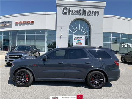 2018 Dodge Durango SRT (Stk: U04572B) in Chatham - Image 1 of 30