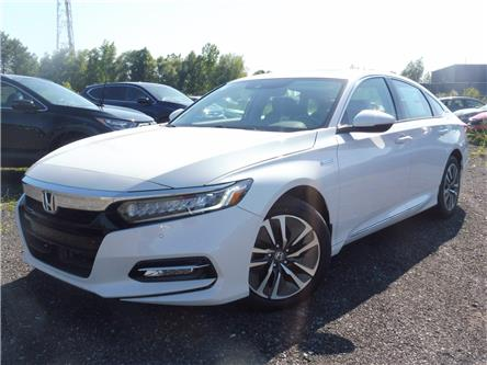 2020 Honda Accord Hybrid Touring (Stk: 20-0290) in Ottawa - Image 1 of 24