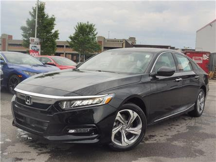 2020 Honda Accord EX-L 1.5T (Stk: 20-0291) in Ottawa - Image 1 of 24