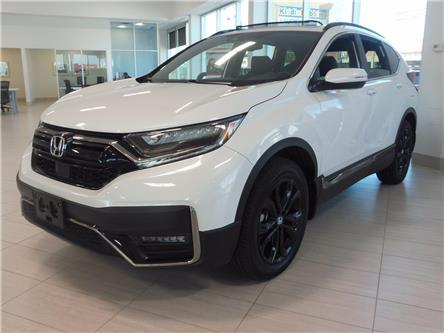 2020 Honda CR-V Black Edition (Stk: 20-0163) in Ottawa - Image 1 of 24