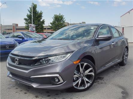 2020 Honda Civic Touring (Stk: 20-0339) in Ottawa - Image 1 of 25