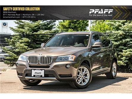 2013 BMW X3 xDrive28i (Stk: 39350A) in Markham - Image 1 of 22
