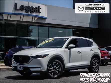 2018 Mazda CX-5 GT (Stk: 2254LT) in Burlington - Image 1 of 24