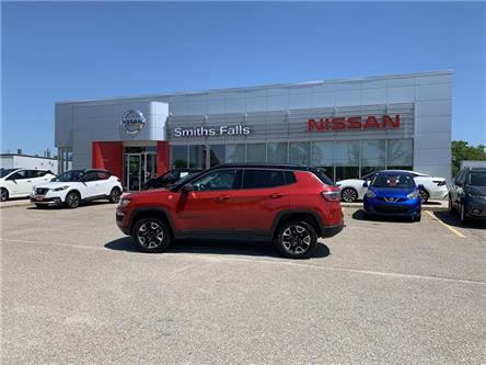 2018 Jeep Compass Trailhawk (Stk: 19-443A) in Smiths Falls - Image 1 of 13