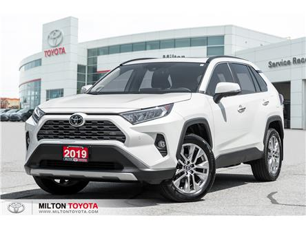 2019 Toyota RAV4 Limited (Stk: 005440A) in Milton - Image 1 of 22