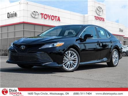 2019 Toyota Camry XLE V6 (Stk: 72402) in Mississauga - Image 1 of 30