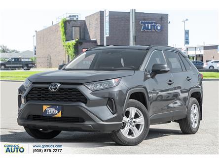 2019 Toyota RAV4 LE (Stk: 061681) in Milton - Image 1 of 18